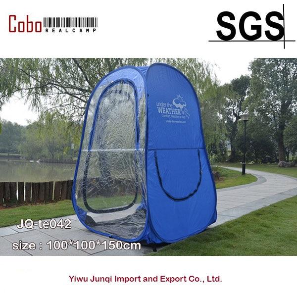 Sous le Temps Sport Pod En Plein Air Unique Pop-up Tente Pod Pour La Pêche Regarder Camping tente
