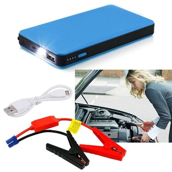 Utral-thin Car Jump Start 20000mAh 12V Auto Engine EPS Emergency Start Battery Source Laptop Portable Charger