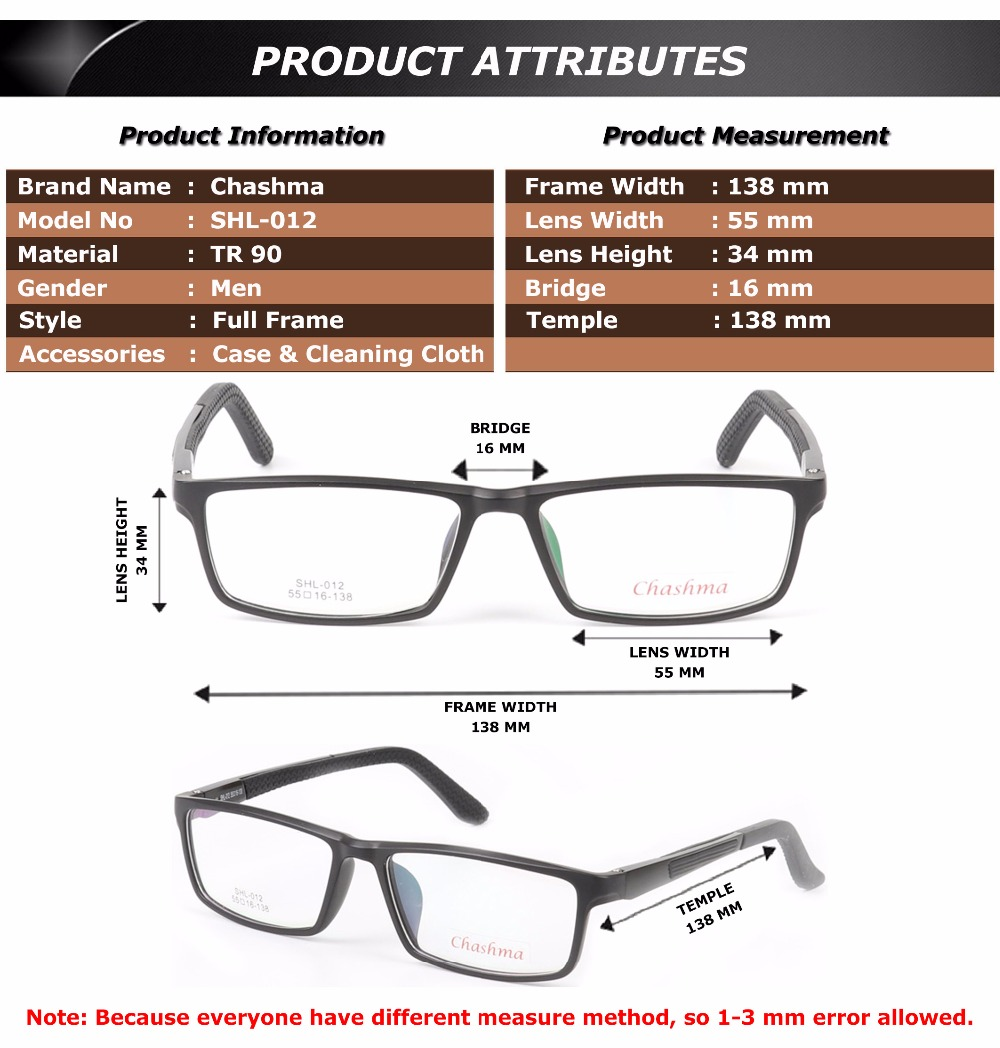 4bab0eb5e9 Chashma marca tendencia gafas redondas gafas mujeres TR 90 gafas montura  leopardo moda gafas ópticas Mujer
