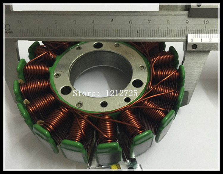 Motorcycle accessories motorcycle stator coil 18 pole stator coil 200cc 250cc in Motorcycle Motor from Automobiles Motorcycles
