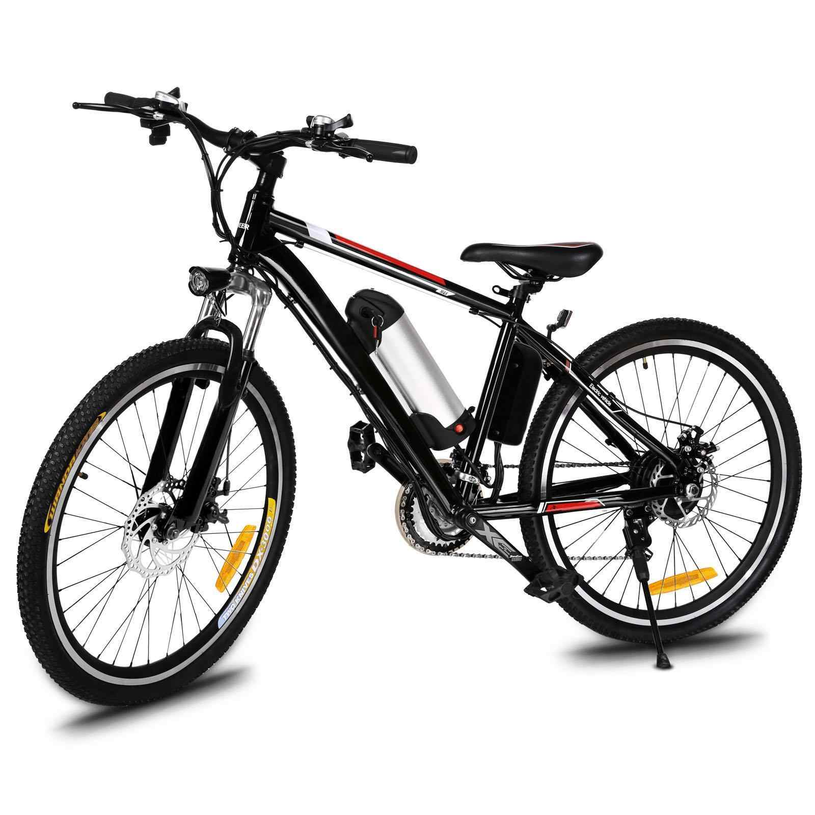 Powerful Electric Bike 26 Inch 250W EBike 21 Speed Electric Car City Road Electric Mountain Bicycle Bicicleta For Men US Plug