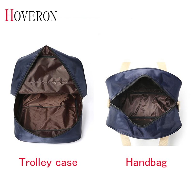 Fashion Women Trolley Luggage Rolling Suitcase Travel Hand Tie Rod Suit Casual Rolling Case Travel Bag Wheels Luggage Suitcase