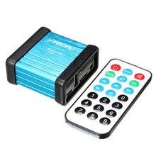 Беспроводной Bluetooth приемник аудио декодирования поле предусилителя усилитель с изоляции процесса и дистанционного управления Бесплатная доставка