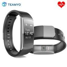 Teamyo i6 pro Smart пульсометр SmartBand Водонепроницаемый умный Браслет фитнес-трекер сна для iOS и Andriod