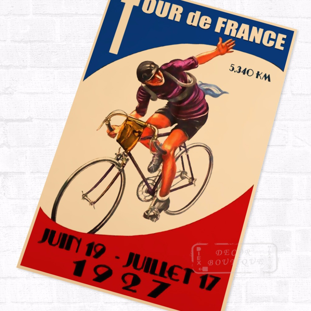 Vintage Bike Quotes Wooden Framed Linen Painting Home Decor Wall Art ...