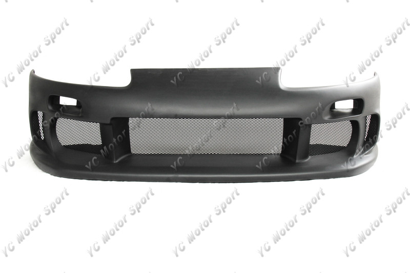 1993-1998 Toyota Supra MK4 D Sport Style Front Bumper FRP (16)