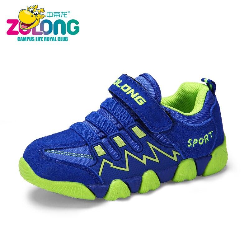 Kids Hillwalking Shoes Boy School Sport Designer Sneakers Toddler Children Trainer Chaussure Bascket Garcon Casual Schoenen