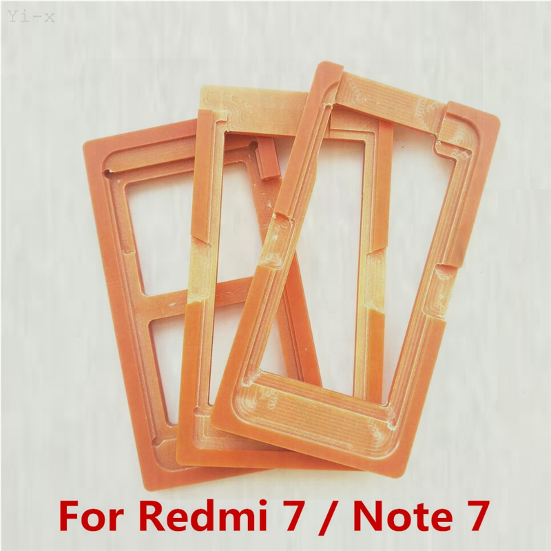 Mold Holder LCD Outer Glass Lens Display Screen Glue Mould For Xiaomi Redmi 7 Redmi Note7 Pro