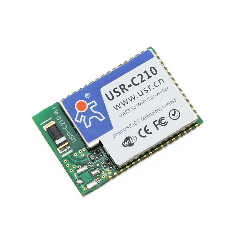 Q012 USR-C210 Industrial Low Power Serial TTL UART to Wifi Module Converter Flow Control RTS/CTS Built-in Webpage