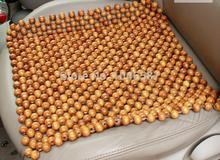 Perline di legno cuscino del sedile auto perline di Legno sedia di arte cuscino di massaggio auto cuscino del sedile Auto copertura di sede cuscino perline