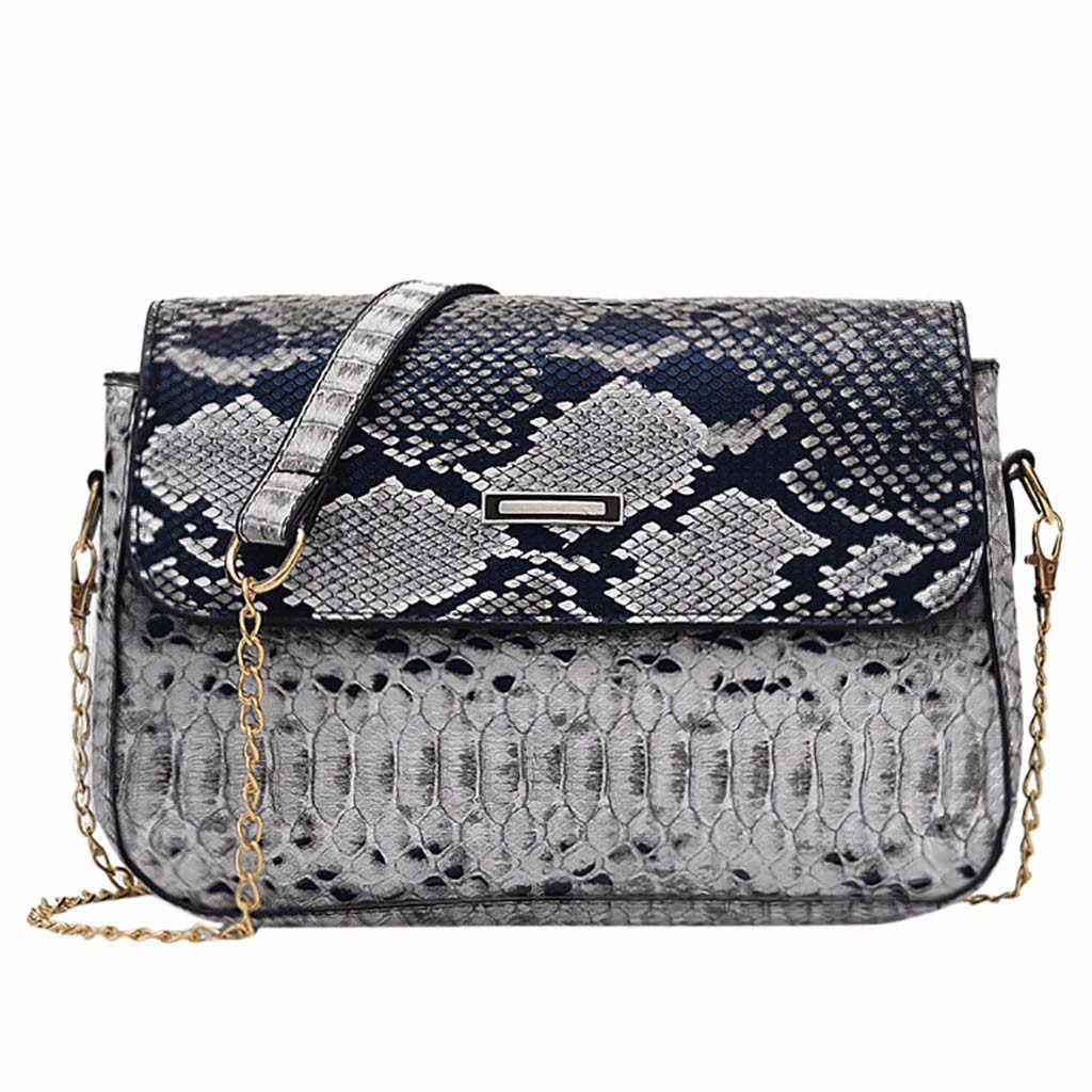 Mode Dames Krokodil Flap Bag Designer Handtassen Vrouwen Tassen 2019 Zwart Wit Kleine Dag Clutch Gouden Ketting Meisjes Crossbody Tassen