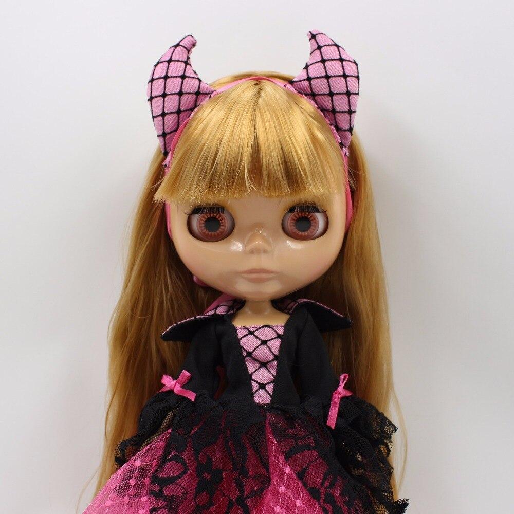 Neo Blythe Doll Halloween Clothes Vampire Dress 6