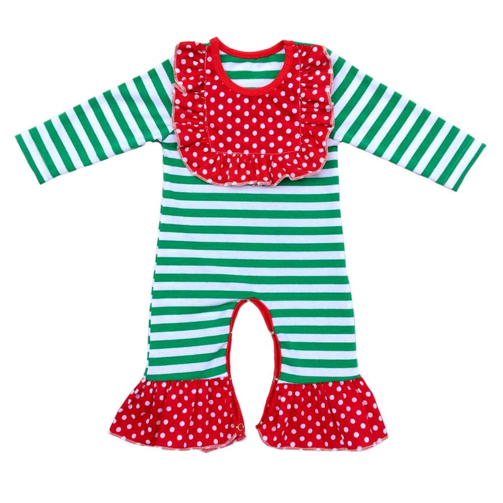 Vintage floral Newborn baby romper Baby Girl Long Sleeve jumpsuit ...