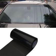 Авто ТИНТ головной светильник задняя фара туман светильник виниловая дымовая пленка 12 дюймов x 48 дюймов 35