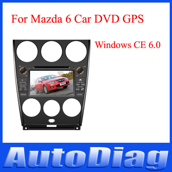 New System Car Dvd Mazda 6 Mazda6 Gps Radiotvpipbluetooth 2002 Rhaliexpress: Bluetooth Radio For Mazda 6 2005 At Gmaili.net