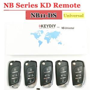 Image 1 - Discouted (5ชิ้น/ล็อต) KD900กุญแจรีโมทสากลNB11 DSกุญแจรีโมทสำหรับkeydiy KD900 KD900 + URG200มินิKDการควบคุมระยะไกล