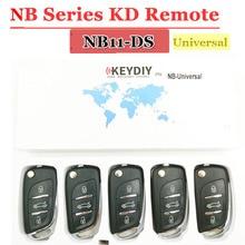 Discouted (5 יח\חבילה) NB11 DS מפתח מרחוק עבור keydiy מפתח אוניברסלי מרחוק KD900 KD900 KD KD900 + URG200 מיני שלט רחוק