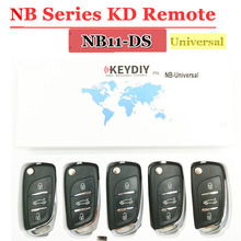 Discouted (5 teile/los) KD900 Remote Key Universal NB11 DS Remote Key Für Keydiy KD900 KD900 + URG200 Mini KD Fernbedienung