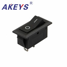 10PCS KCD1-117 2PINS 2nd gear rocker switch for Motorcycle