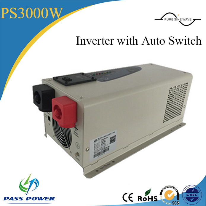 off-grid dc ac power inverter 3000w with auto switch for grid poweroff-grid dc ac power inverter 3000w with auto switch for grid power
