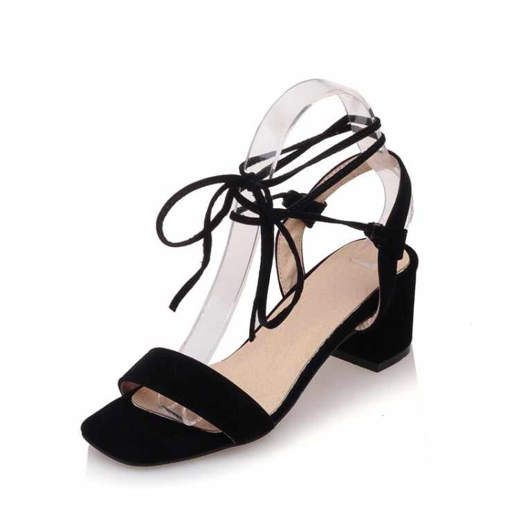 2017 Top Sale Ladies Shoes Sapato Feminino Tenis Feminino Big Size 34- 43 Sandals Ladies Lady Shoes High Heel Women Pumps A31