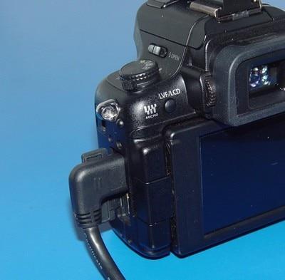 FPV aerial Photography GOPRO MINI HD calbe for NEX 5N 7N AV output B type