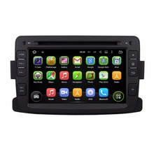 1024*600 Quad Core 7″ Android 5.1 Car DVD Player for Renault Duster 2012 2013 with Car Radio GPS 3G WIFI PC Bluetooth 16GB ROM