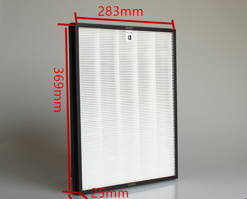 hepa filter air purifier parts HEPA dust collection filter for AC4072 AC4074 AC4083 AC4084 AC4085 AC4086 AC4014size 369*283*25mm 3pcs lot ac4141 ac4143 ac4144 filter kit for philips ac4072 ac4074 ac4083 ac4084 ac4085 ac4086 ac4014 acp073 air purifier parts