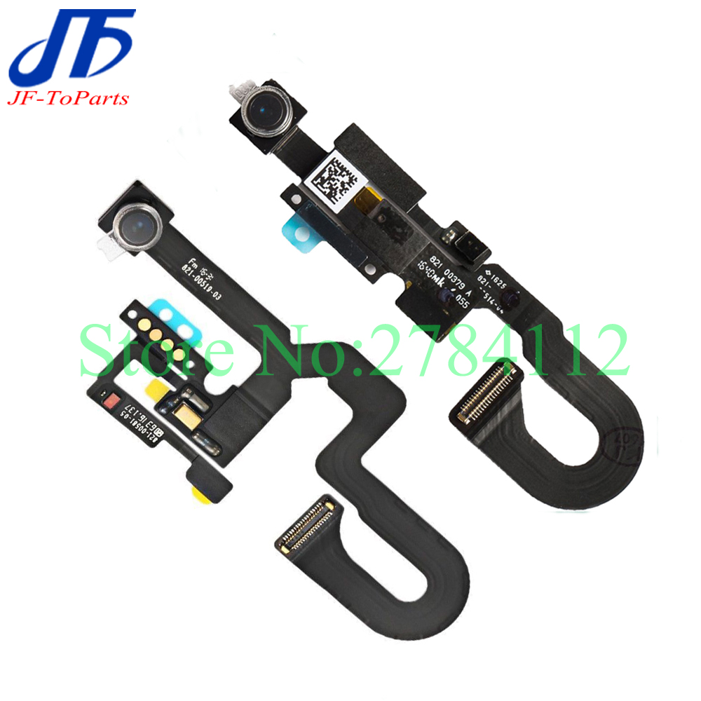 30Pcs Small Front Facing Camera Flex Cable with Light Proximity Sensor Microphone for iPhone 7 plus 7G 7P repair parts ...