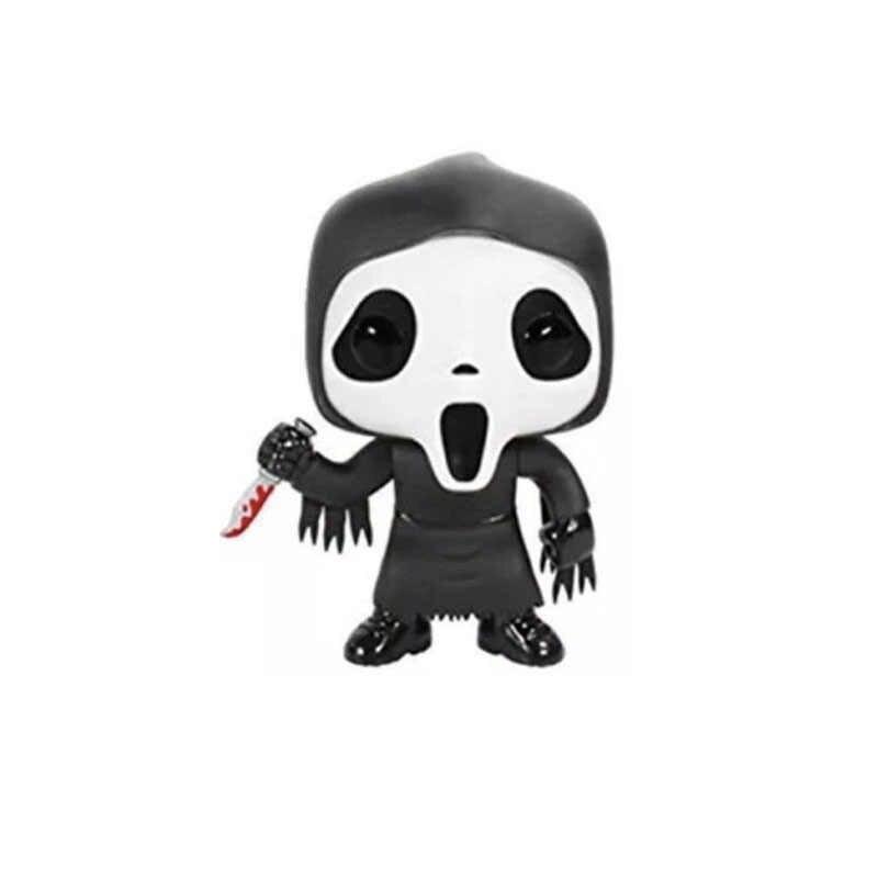Funko pop Стивен Кинг это Pennywise Джокер клоун ПВХ Фигурки игрушки куклы Хэллоуин День Рождество подарок игрушки для детей