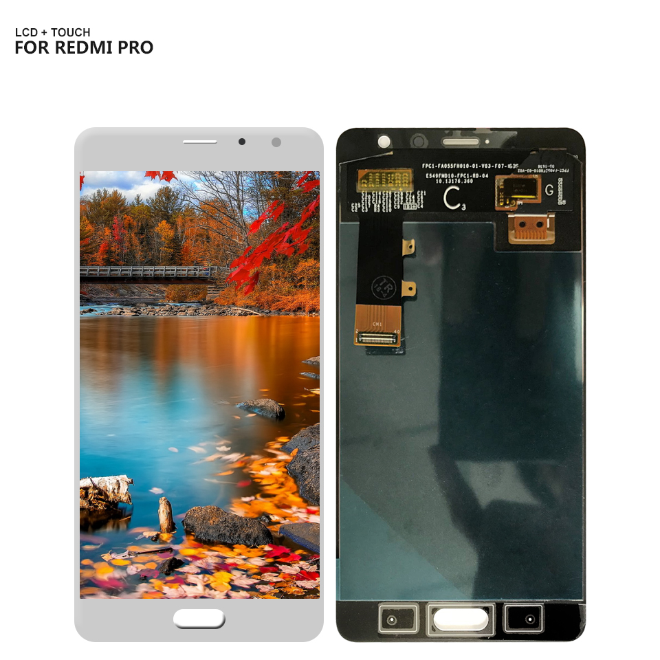 For Xiaomi Redmi Pro LCD display + Touch Screen Digitizer Replacement for Xiaomi Redmi Pro Prime 5.5 inchFor Xiaomi Redmi Pro LCD display + Touch Screen Digitizer Replacement for Xiaomi Redmi Pro Prime 5.5 inch