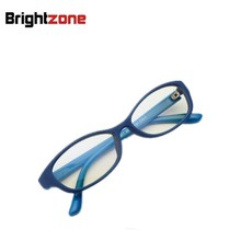 2017 New Kids Anti-Blue Rays Blocking Filter Reduces Digital Eye Strain Clear Children Computer Eyewear Indoor Gaming Glasses