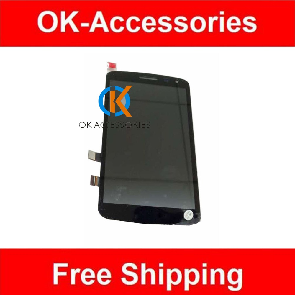Black Color For LG K5 Q6 High Quality LCD Display +Touch Digitizer Screen 1PC /Lot high quality 5 0 for lg k series k5 x220