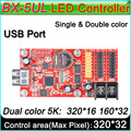 BX-5UL p10 светодиодные вывески платы управления, модуль Дисплея P10 платы управления, Один и двойной цвет рекламные светодиодные панели Контроллера