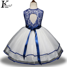 Party Christmas Dress Girls Clothes Kids Wedding Dresses For Girls Costume Toddler Dress Children 2 3 4 5 6 7 8 9 10 11 12 Years