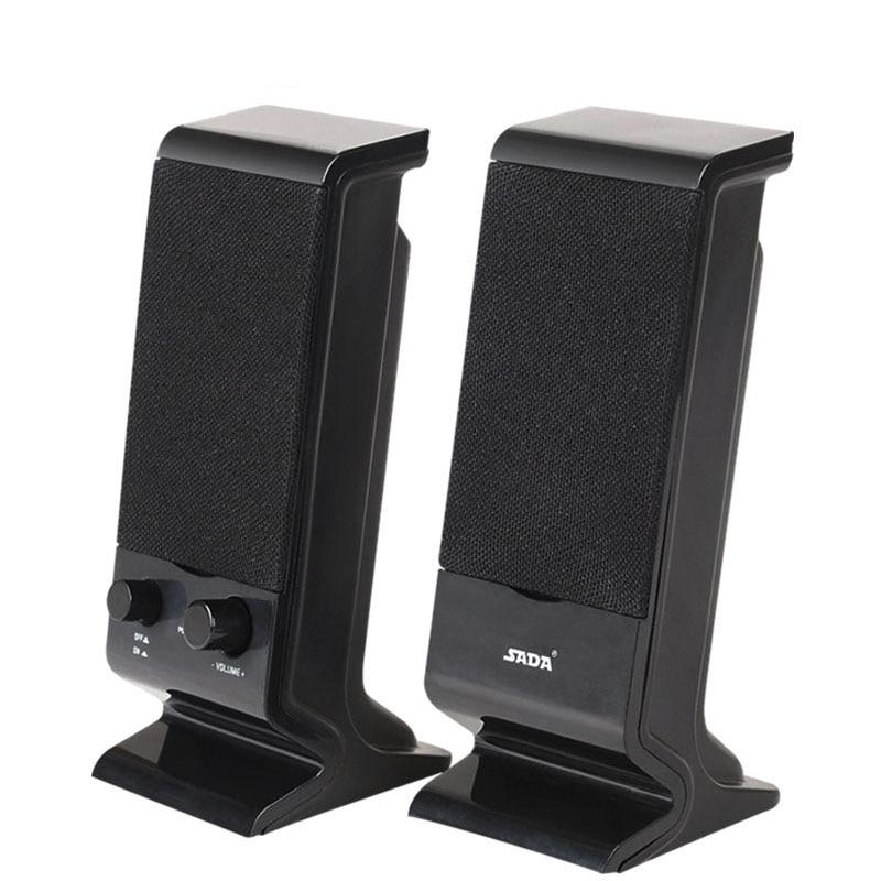 Altavoces de audio de 3,5 mm alimentados por USB, altavoces - Audio y video portátil