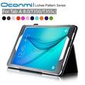 PU leather case for Samsung Galaxy Tab A 8.0 T350 T355 ТОНКИЙ SMART case для Samsung TabA 8.0 SM-T350 SM-T355 крышку планшета
