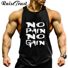 fitness! Cotton Tank Top Men vest Bodybuilding and Fitness C