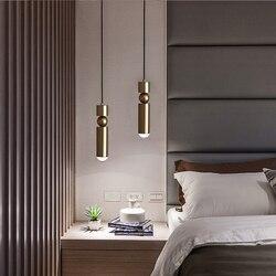 Lampka nocna lampa wisząca sypialni nowoczesne minimalistyczne Nordic u nas państwo lampy artystyczne światła osobowość twórcza restauracja oprawy oświetlenia LED