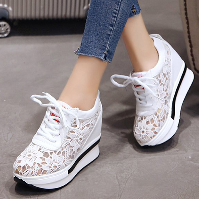 STAINLIZARD Casual Sutends Shoes Female Walking Fashion Comfortable Women Flats Shoes Breathable Summer Woman Sneakers BT1011