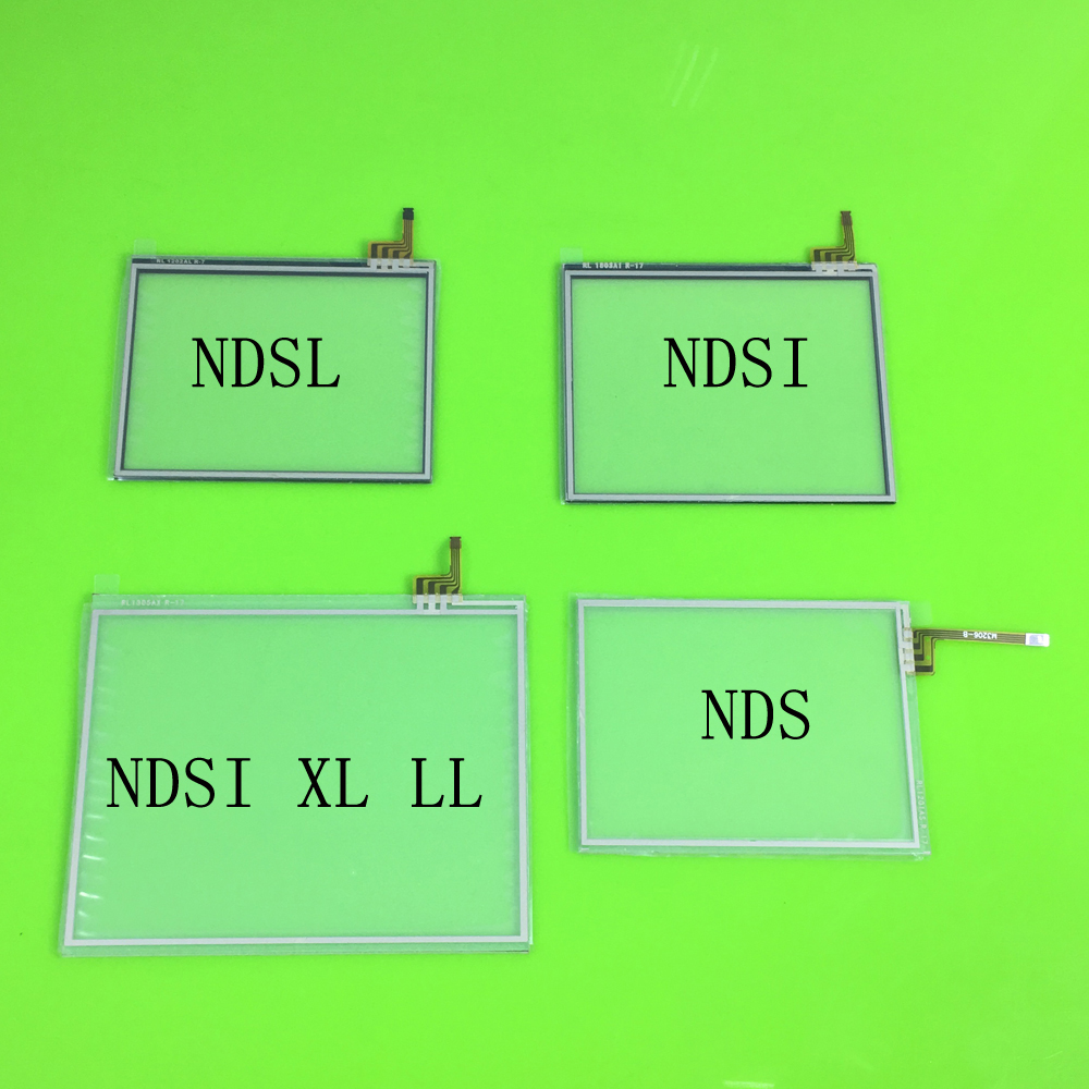 For Nintendo DSi NDSI XL LL LCD /NDS/NDSL Touch Screen Display Digitizer Replacement