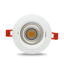LED COB Recessed Downlight Dimmable 7W 10W 12W 15W Spot Light Ceiling Lamp Home Lighting