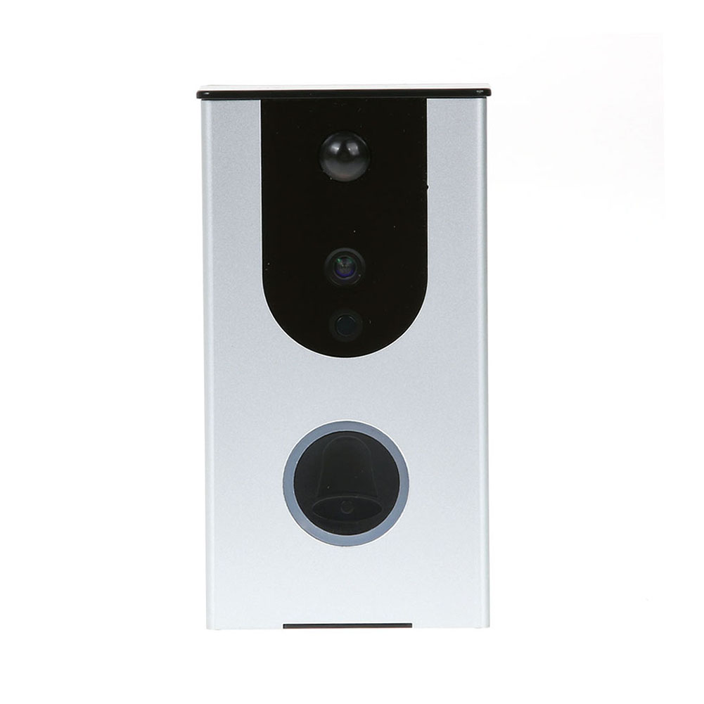WiFi Wireless Video Door 120 degree Visual Intercom Doorbell Motion-activated PIR Night Vision Alerts Alarm With Mobile Remote 2 7inch indoor monitor wifi wireless video door phone intercom doorbell ip camera pir ir night vision home alarm system remote