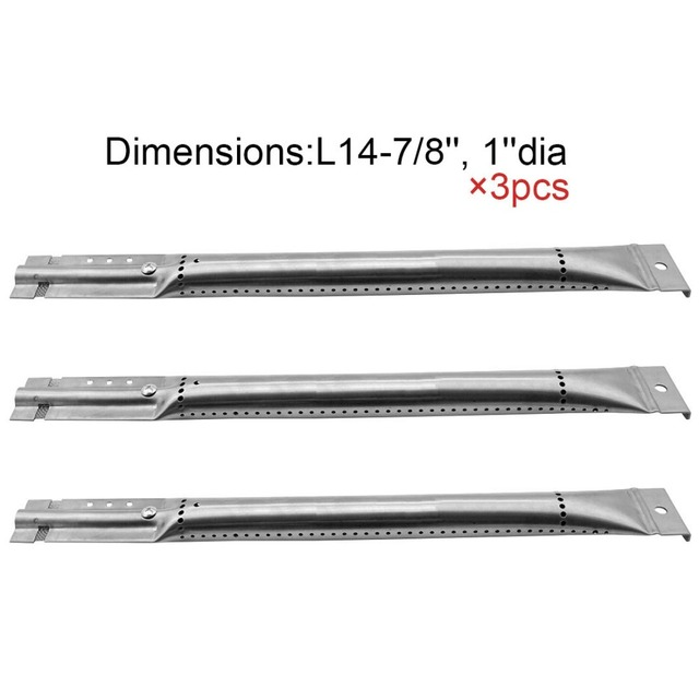 16791 Bbq Parts Gas Grill Replacement 14 9 Inch Stainless Steel