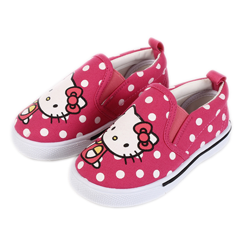 ecb83051e New children canvas shoes kids sneakers Hello kitty Kids Shoes Girls Hello  Kitty Princess Child Toddler Girls Carton Sneakers