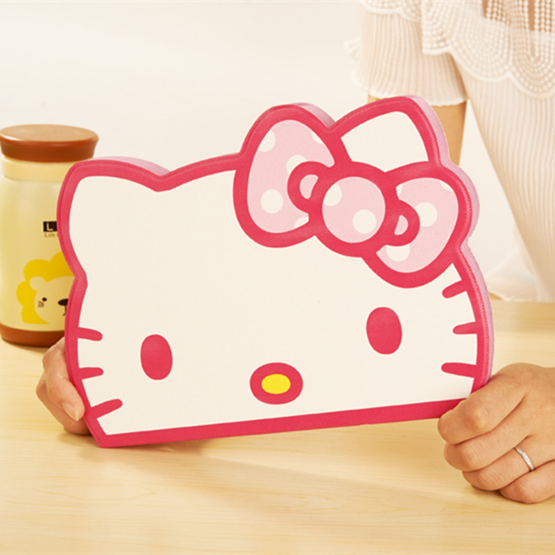 Cute Hello Kitty Case For iPad Mini 1 2 3 KT Cover Stand Leather For Apple iPad Mini2 Min3 Case Tablet Protective Cover Fundas ...