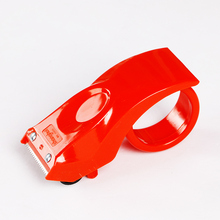 1pcs scotch tape dispenser practical plastic tape holder 48mm office school home color