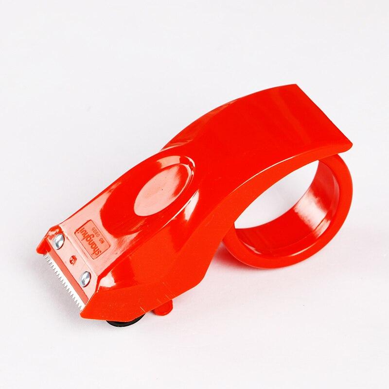 где купить Scotch Tape Dispenser 1pc Practical Plastic Tape Holder ,48mm ,Office School Home Supplies(Random Color) по лучшей цене