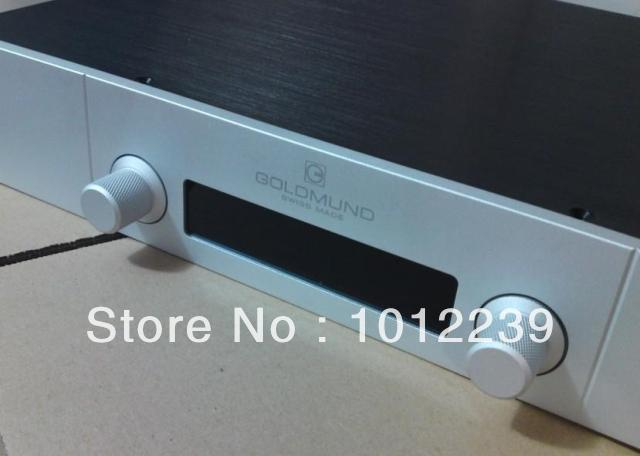 New aluminum pre-amp chassis /home audio amplifier case size 430mmX70mmX308mm queenway hifi class pass xa 30 5 hi end full aluminum amplifier chassis case box 430mm 430mm 170mm 430 430 170mm