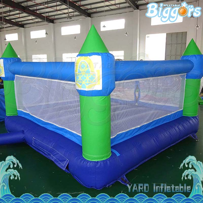 Small Size Inflatable Bounce House Jumping Bouncy Castle for Commercial Use commercial tropical inflatable jumping bounce house inflatable kids combo bouncy house for sale